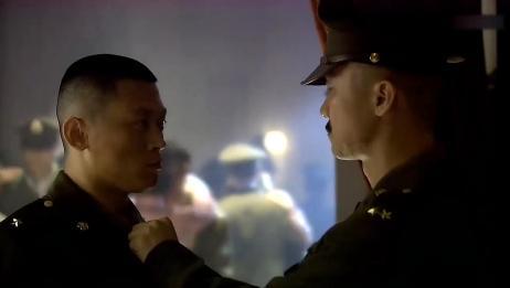 立仁让吴融跟着自己干,吴融不同意,立仁:我需要一个可靠的师长