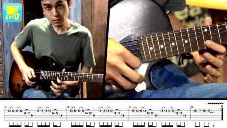 马叔叔摇滚吉他第88课:五月天 伤心的人别听慢歌
