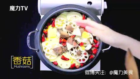麻辣香锅简直是剩菜杀手啊 吃不掉的食材被炒制的够辣够香