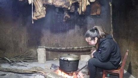 猪肚鸡这样吃才过瘾,打开锅盖那一刻,我流口水了