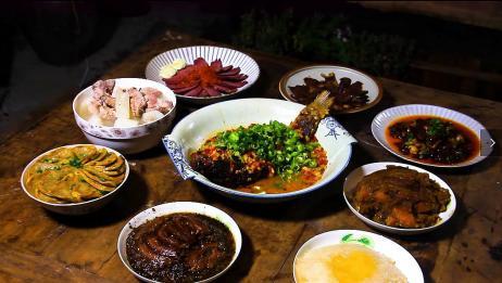 四川人过年必吃的九大碗,今年你吃了吗