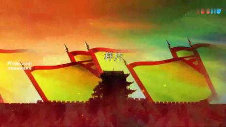 舞蹈木兰辞朗诵 花木兰从军LED舞台大屏幕舞美背景视频
