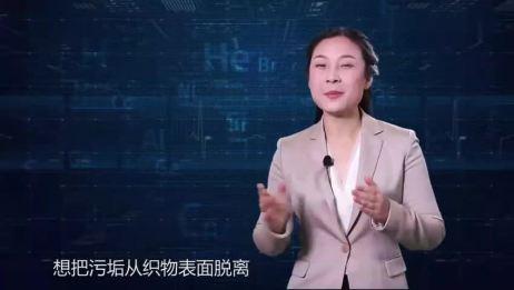淮阴师范学院.表面活性剂的洗涤作用