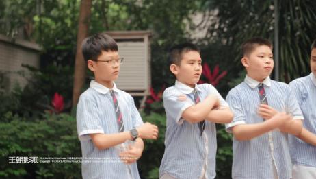 福州小学毕业季微电影拍摄——中山小学六年五班