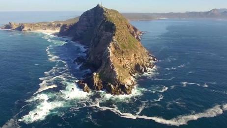 世界上最危险的海域,非洲大陆的最南端,而且壮丽到极致!