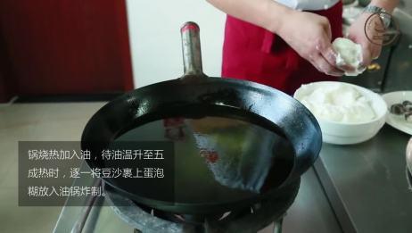 湖州名菜:炸细沙羊尾
