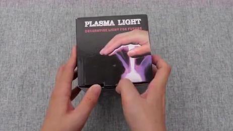 """某多多39元买的""""静电球""""开箱,操纵闪电那一瞬间:我眼前一亮!"""