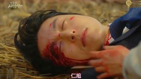 韩剧:小娇妻出轨,霸总竟气得举枪自尽,小娇妻被他吓蒙了!