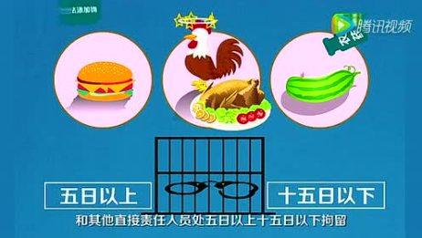 《食品安全法》