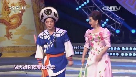 李谷一演唱花鼓戏《刘海砍樵》经典选段,精彩的舞台演绎!