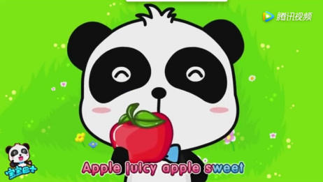 英文儿歌appleapple
