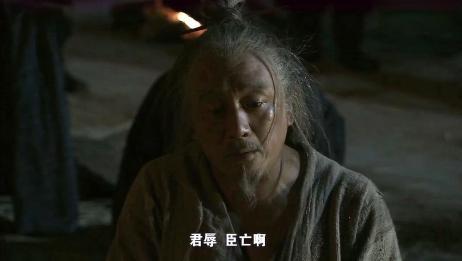 卧薪尝胆:吴王气数已尽,伯嚭没求来粮食援兵,这次注定要败了