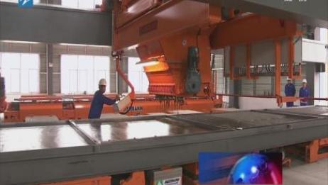 浙江首条叠合板装配式结构体系住宅生产线投产