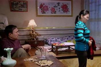 苦乐村官:大一钻有儿子了,这对媳妇的态度就是不一样啊,恶心