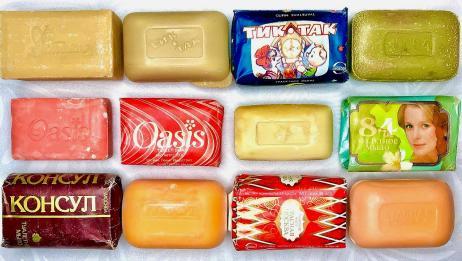 肥皂拆包的感觉超解压,感觉整个人都放轻松了