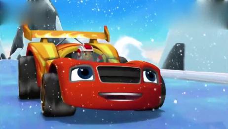 旋风战车:飚速发现了旋翼,结果又遇到大雪崩,好危险呀