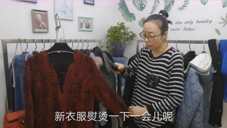 中年妈妈春季优雅又时尚的穿搭,大弹性修身连衣裙,180斤无压力